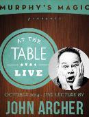 John Archer Live Lecture Live lecture