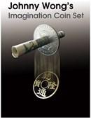 Johnny Wong's Imagination Coin Set DVD