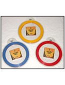 Juggling Rings Set  - Assorted Colors DVD