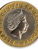 Jumbo £2 Coin Accessory