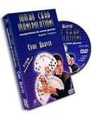 Jumbo Card Manipulation DVD