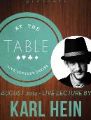 Karl Hein Live Lecture Live lecture