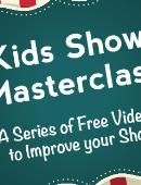 Kids Show Masterclass Free Video Series Magic download (video)