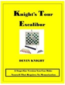 Knight's Tour Excalibur - The Book Book