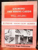 Knowing the Rising Card Book