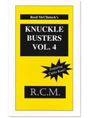 Knuckle Busters - Volume 4 Book