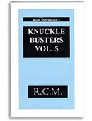 Knuckle Busters - Volume 5 Book