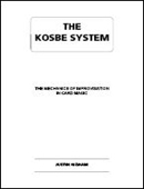 The KOSBE System: The Mechanics of Improvisation in Card Magic Book