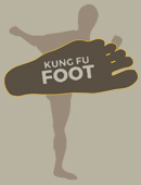 Kung Fu Foot magic by Héctor Mancha