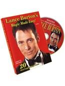 Lance Burton's Magic Made Easy! Volume 1 DVD