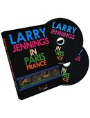 Larry Jennings in Paris, France DVD