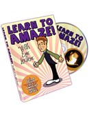 Learn To Amaze DVD