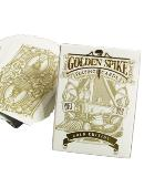 Limited 1st Run Golden Spike Deck (Gold Edition) Deck of cards
