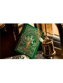 Limited Edition Green Tycoon Playing Cards Deck of cards