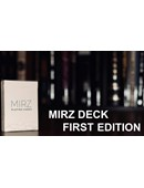 Limited Edition MIRZ Playing Cards Deck of cards