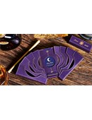 Limited Edition Violet Luna Moon Playing Card Deck of cards