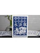 Limited Edition Water Margin Playing Cards Deck of cards