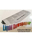 Liquid Newspaper Trick