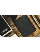 Litchi Grain Leather Clip Accessory
