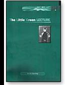 Little Green Lecture Notes Book