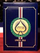 London 2012 Playing Cards (Gold) Deck of cards