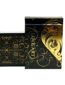 Love Art Deck Deck Limited Edition (Gold) Deck of cards