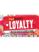 Loyalty magic by Paul Brook