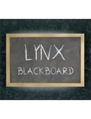 Lynx Blackboard Trick