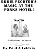 Eddie Fechter's Magic at the Fork's Hotel! Magic download (ebook)