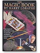 Magic Book of Harry Lorayne Book