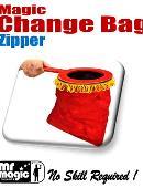 Magic Change Bag (Zipper) Trick