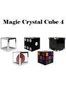 Magic Crystal Cube 4 Trick