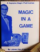 Magic in a Game Book