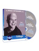 Magic Interview Series No.1: Wayne Dobson talks to Jay Fortune DVD