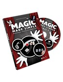 Magic Made Simple Act 1 DVD