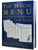 Magic Menu book Years 6-10 Book