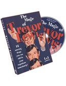 Magic Of Trevor Lewis DVD