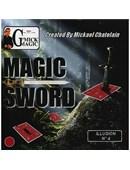 Magic Sword Card Trick