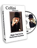 Magic That Can Be Performed Anywhere DVD