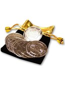 Magic Wishing Coins Trick