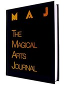 Magical Arts Journal - Deluxe Signed Book