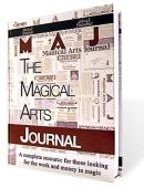 Magical Arts Journal Book