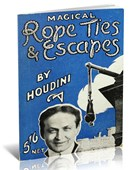 Magical Rope Ties and Escapes  Magic download (ebook)