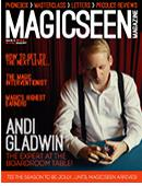 Magicseen Magazine - January 2017 magic by Magicseen Magazine