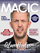 Magicseen Magazine - January 2019 magic by Magicseen Magazine