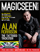 Magicseen Magazine - July 2015 magic by Magicseen Magazine