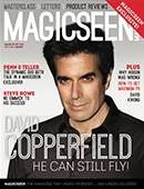 Magicseen Magazine - July 2017 magic by Magicseen Magazine