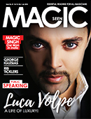 Magicseen Magazine - July 2018 magic by Magicseen Magazine