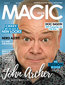 Magicseen Magazine - March 2018 magic by Magicseen Magazine