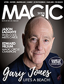 Magicseen Magazine - March 2019 Magic download (ebook)